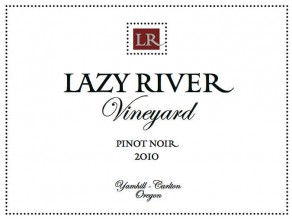 2010 Lazy River Pinot Noir