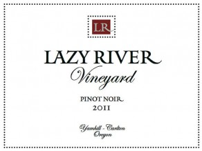 2011 Lazy River Vineyard Pinot Noir