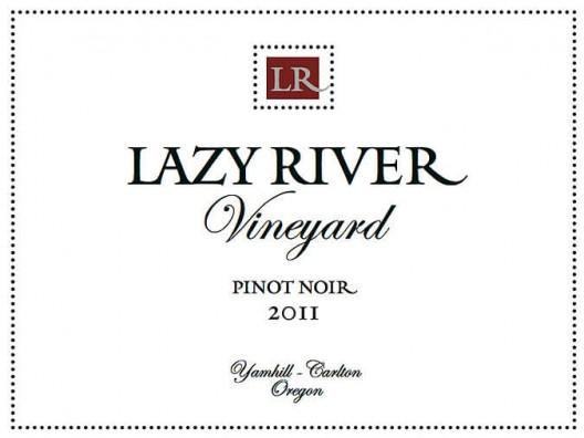 2011 Lazy River Vineyard Pinot Noir